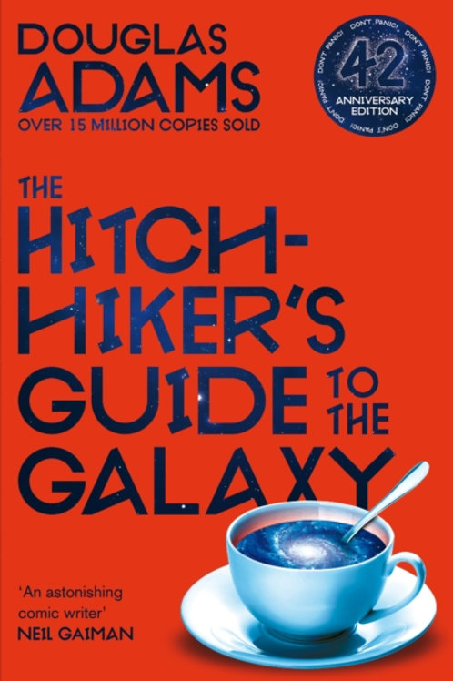 Douglas Adams - HitchHiker's Guide To The Galaxy