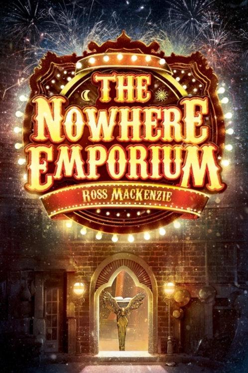 Ross MacKenzie - Nowhere Emporium (AGE 8+) (1st In Series)