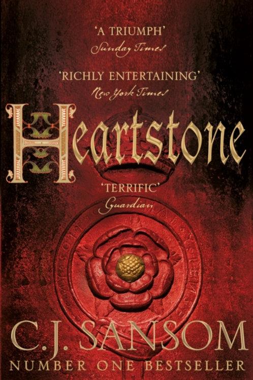 C.J.Sansom - Heartstone (Shardlake Volume 5)