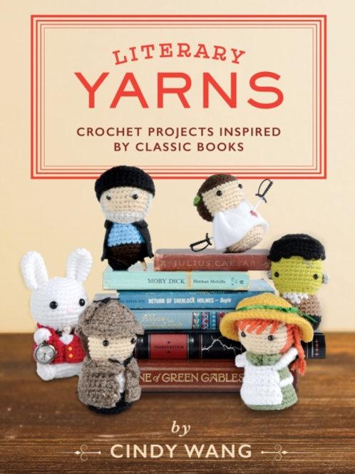 Cindy Wang - Literary Yarns (Hardback)