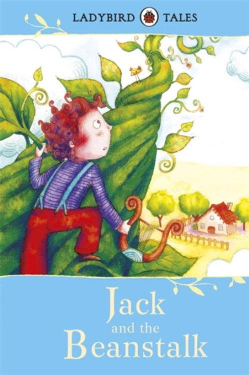 Vera Southgate - Ladybird Tales: Jack And The Beanstalk (AGE 3+) (HARDBACK)