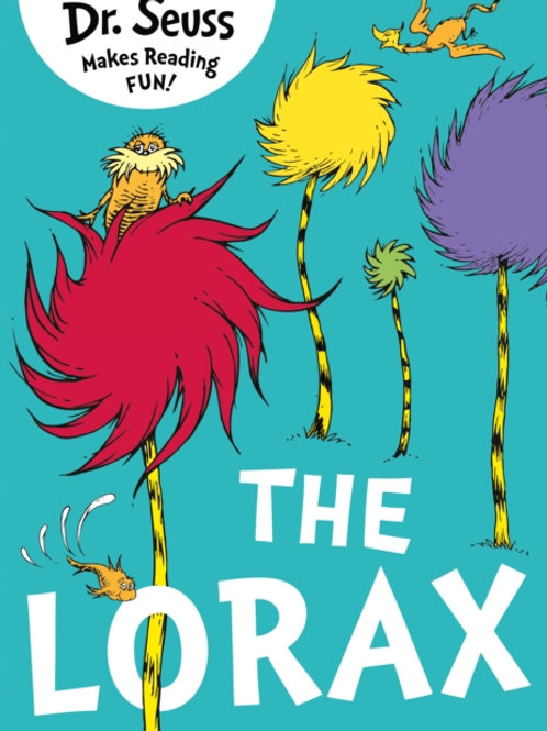 Dr. Seuss - The Lorax (AGE 4+)