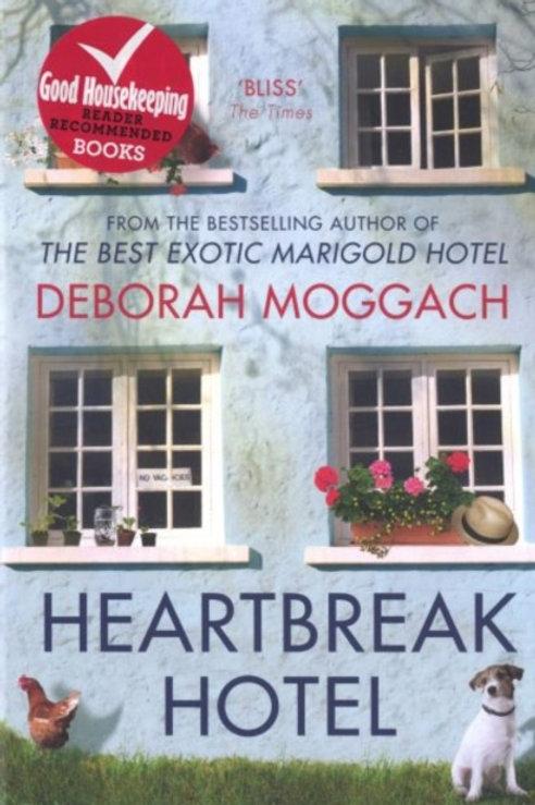 Deborah Moggach - Heartbreak Hotel