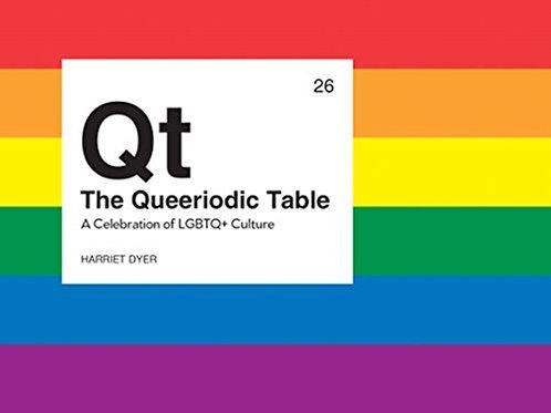 Harriet Dyer - The Queeriodic Table (HARDBACK)