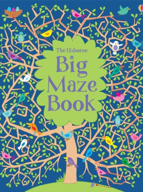 Big Maze Book (AGE 5+)