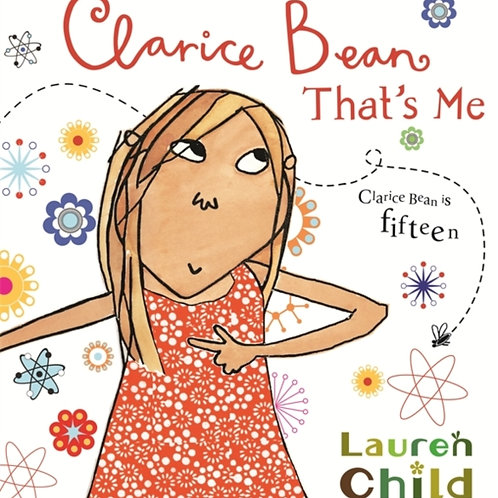 Lauren Child - Clarice Bean, That's Me (AGE 4+)