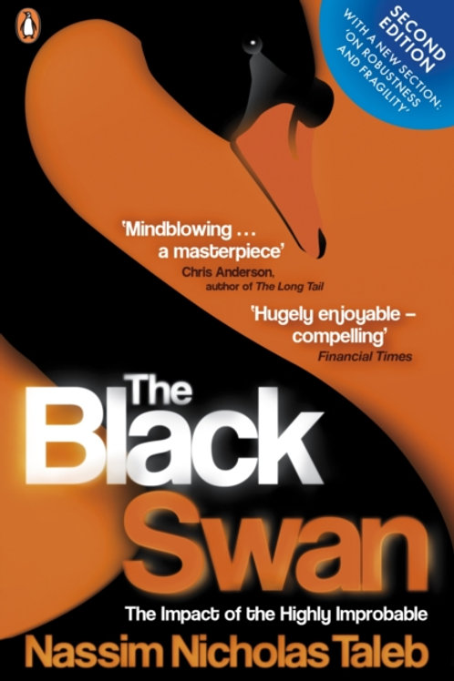 Nassim Nicholas Taleb - The Black Swan : The Impact Of The Highly Improbable
