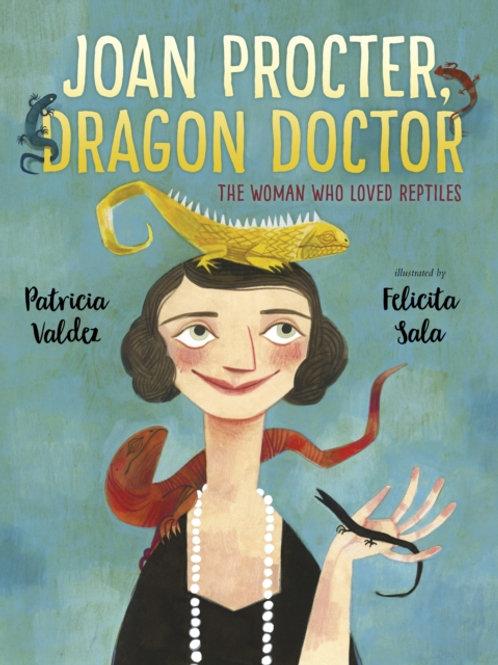 Patricia Valdez - Joan Procter, Dragon Doctor (AGE 4+)