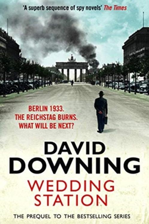 David Downing - Wedding Station (PREQUEL)