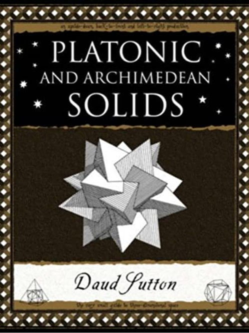Daud Sutton - Platonic And Archimedean Solids