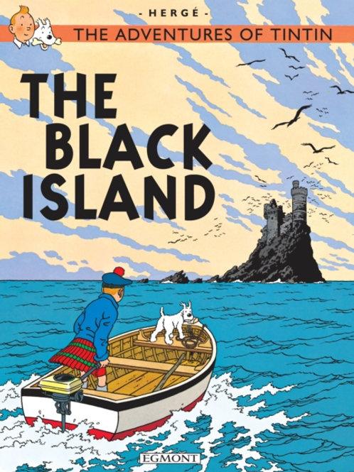 Herge - The Black Island (Adventures Of Tintin) (AGE 8+)