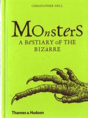 Christopher Dell - Monsters (HARDBACK)