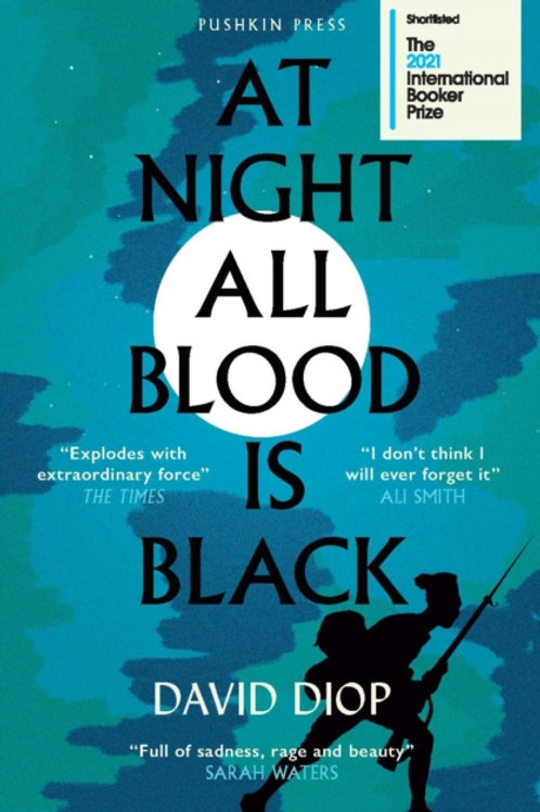 David Diop - At Night All Blood Is Black