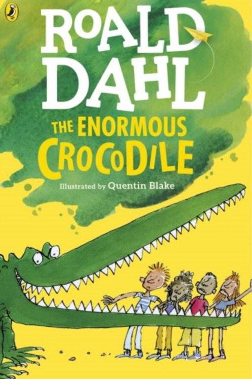 Roald Dahl - The Enormous Crocodile (AGE 5+)