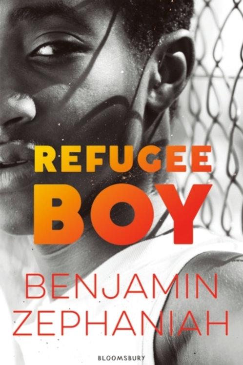 Benjamin Zephaniah - Refugee Boy (AGE 12+)