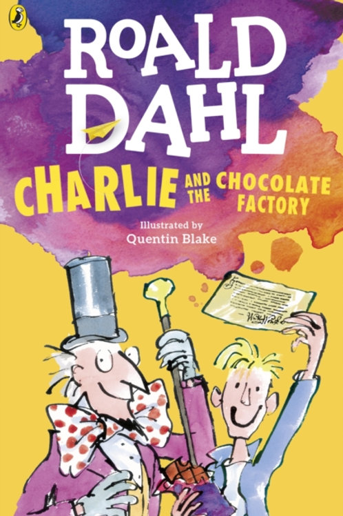Roald Dahl - Charlie and the Chocolate Factory (AGE 7+)