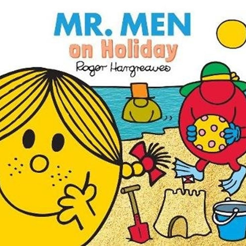 Roger Hargreaves - Mr. Men On Holiday (AGE 3+)