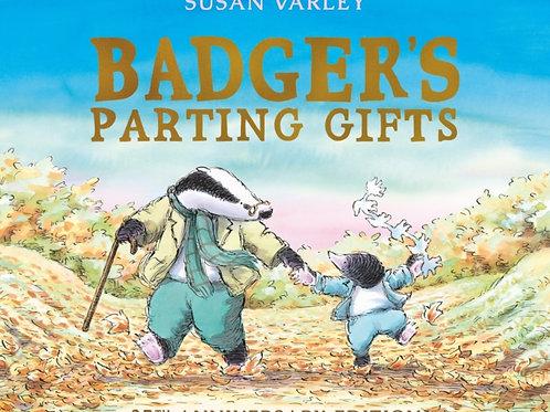 Susan Varley - Badger's Parting Gifts (AGE 3+)