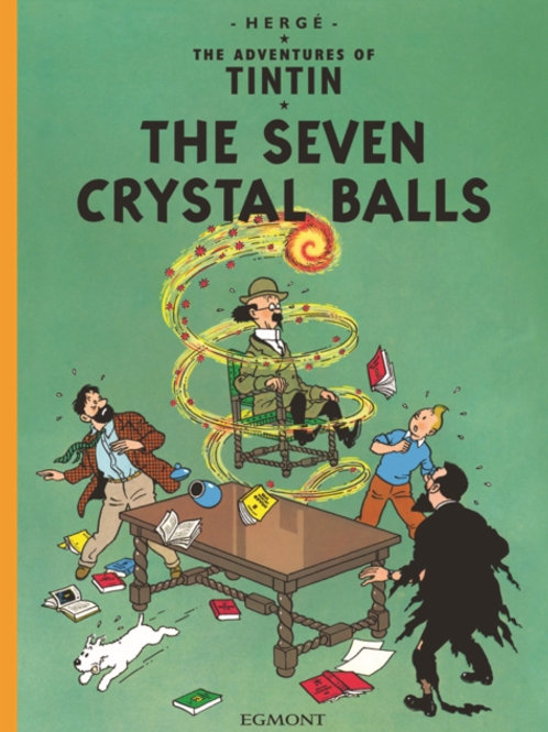 Herge - Tintin: Seven Crystal Balls (Age 8+) (1st in Series)