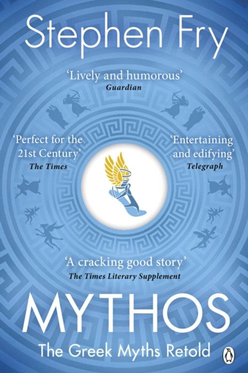 Stephen Fry - Mythos : The Greek Myths Retold