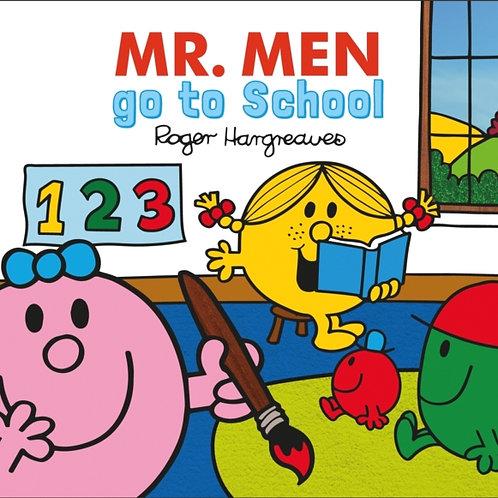 Roger Hargreaves - Mr. Men Go To School (AGE 3+)