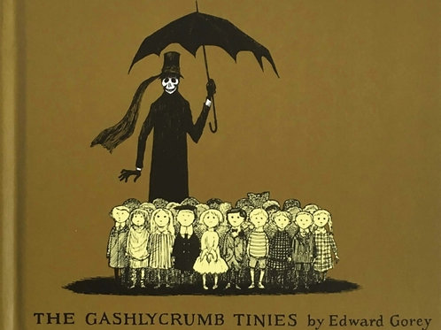 Edward Gorey - Gashlycrumb Tinies (HARDBACK)