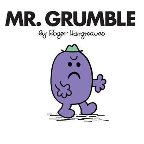 Roger Hargreaves - Mr. Grumble (AGE 3+) (Mr. Men No. 41)