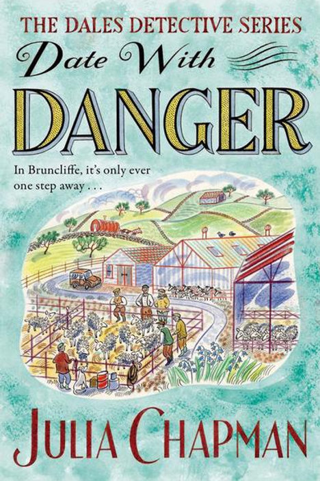 Julia Chapman - Date With Danger (5th In Series)