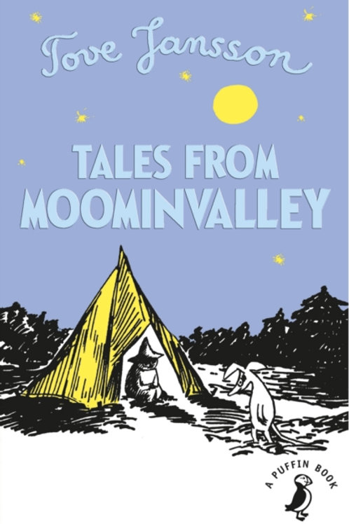 Tove Jansson - Tales From Moominvalley (AGE 7+)