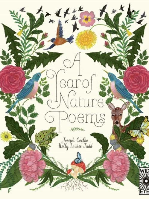 Joseph Coelho - A Year Of Nature Poems (AGE 9+)