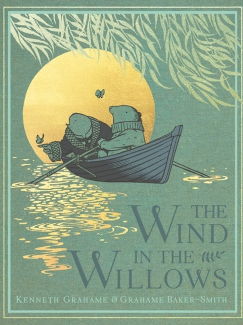 Kenneth Grahame - The Wind in the Willows (AGE 5+) (HARDBACK)
