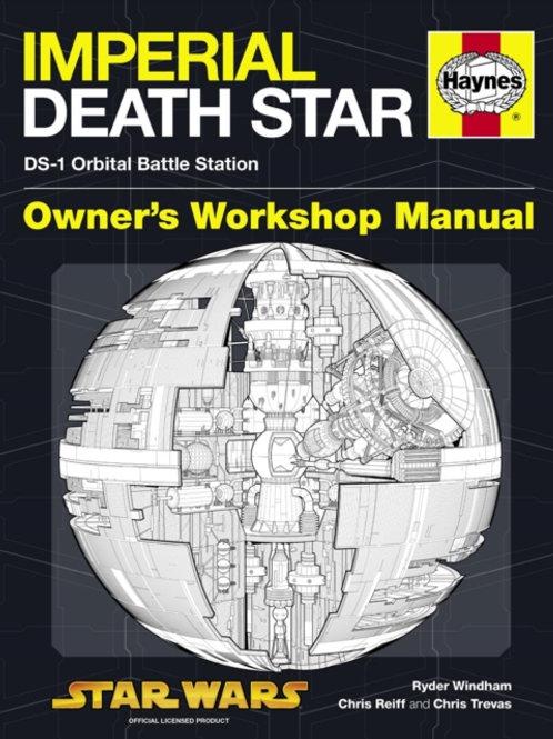 Imperial Death Star Manual : DS-1 Orbital Battle Station (HARDBACK)