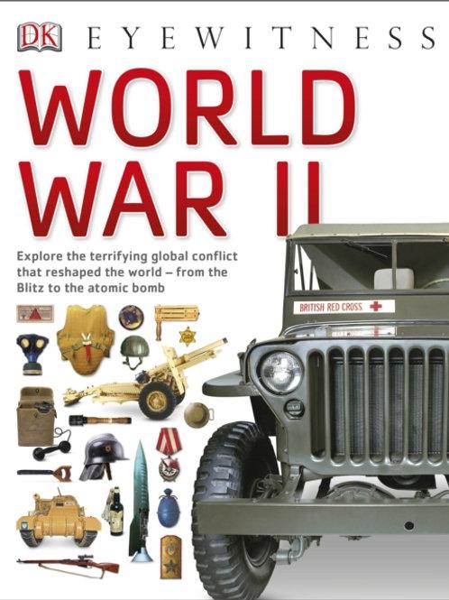 Eyewitness World War Two (AGE 8+)