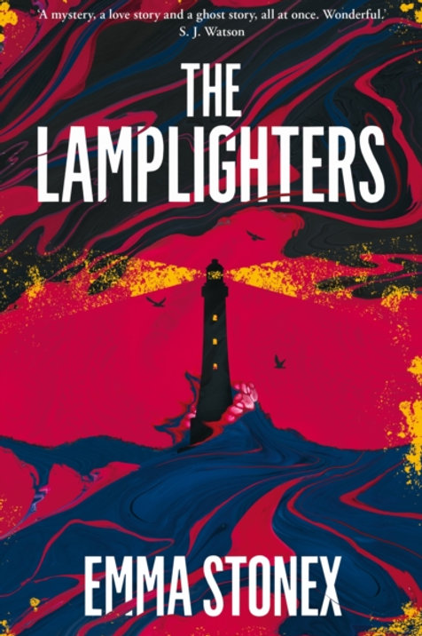 Emma Stonex - The Lamplighters (HARDBACK)