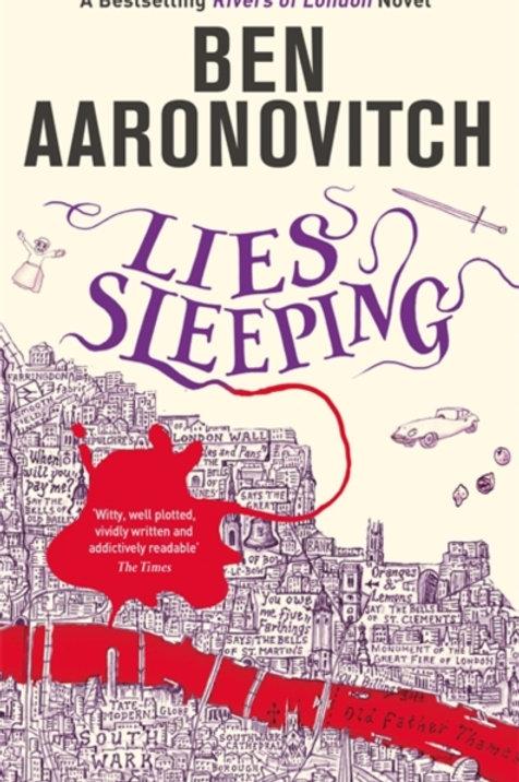 Ben Aaronovitch - Lies Sleeping (7th In Series)