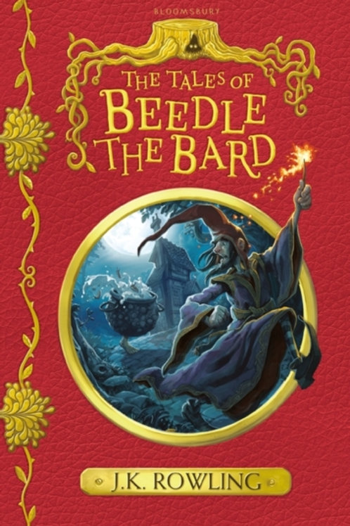 J.K. Rowling - The Tales Of Beedle the Bard (AGE 8+)