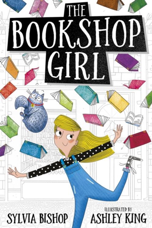Sylvia Bishop - The Bookshop Girl (AGE 8+)