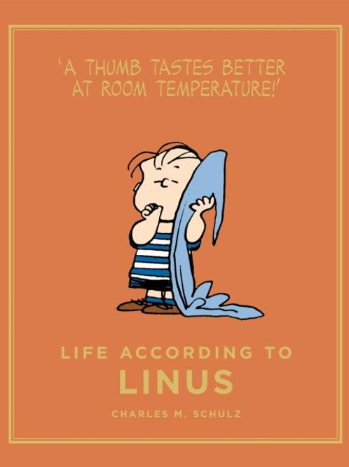 Charles M. Schulz - Life According To Linus (HARDBACK)