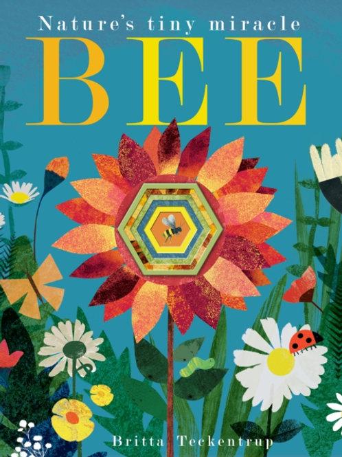 Britta Teckentrup - Bee (AGE 3+)