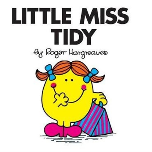 Roger Hargreaves - Little Miss Tidy (AGE 3+) (Little Miss No. 22)