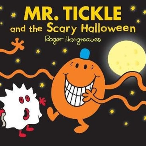 Roger Hargreaves - Mr. Tickle And The Scary Halloween (AGE 3+)