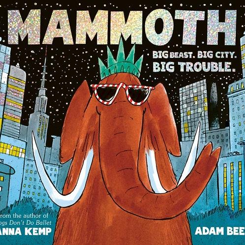 Anna Kemp - Mammoth (AGE 3+)