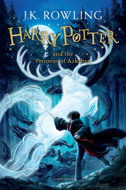 J.K. Rowling - Harry Potter And The Prisoner Of Azkaban (AGE 8+) (3rd In Series)