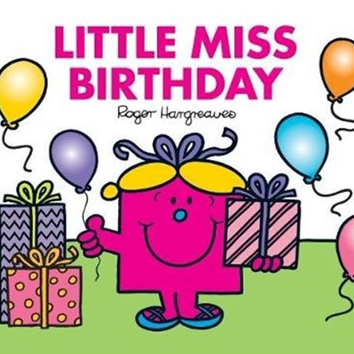 Roger Hargreaves - Little Miss Birthday (AGE 3+)