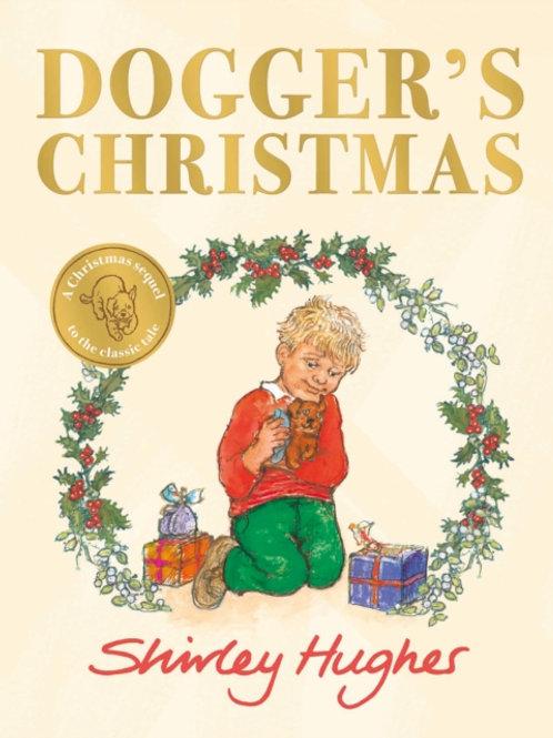 Shirley Hughes - Dogger's Christmas (SIGNED BOOKPLATE EDITION) (HARDBACK)