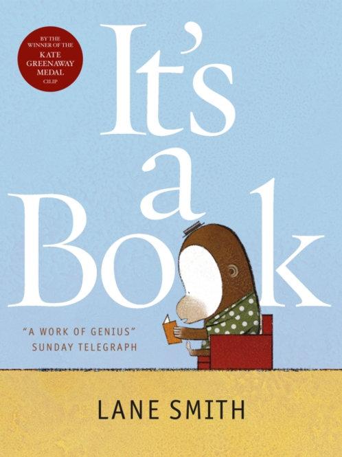 Lane Smith - It's A Book (AGE 3+)