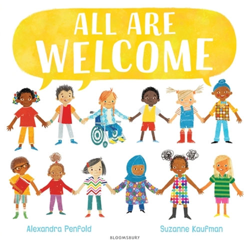 Alexandra Penfold - All Are Welcome (AGE 2+)