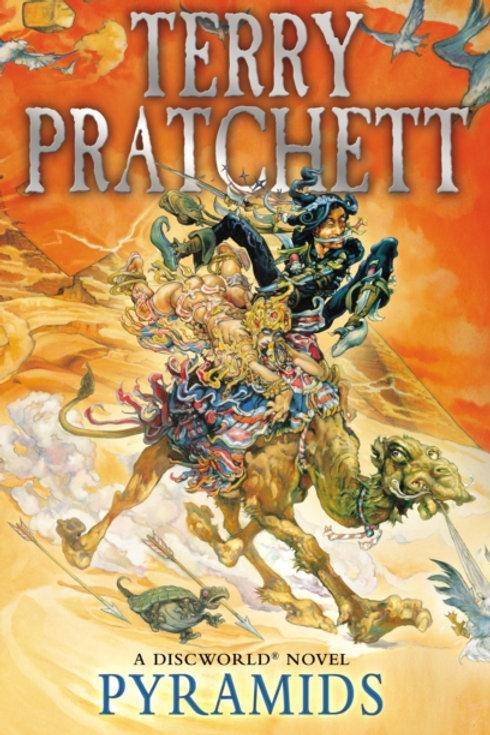 Terry Pratchett - Pyramids : Discworld Book Seven