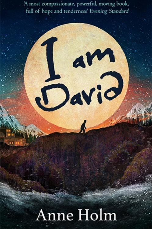 Anne Holm - I Am David (AGE 10+)