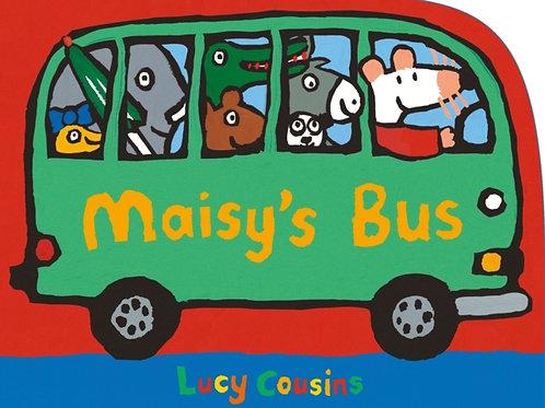 Lucy Cousins - Maisy's Bus (AGE 1+) (HARDBACK)